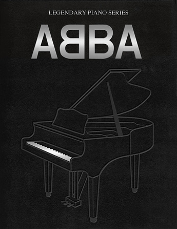 Product Cover for ABBA – Legendary Piano Series