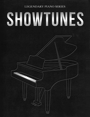 Product Cover for Showtunes – Legendary Piano Series