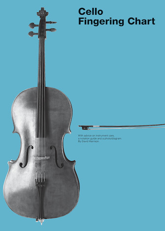 Product Cover for Cello Fingering Chart