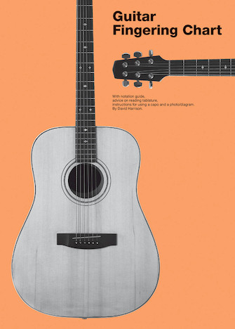 Product Cover for Guitar Fingering Chart