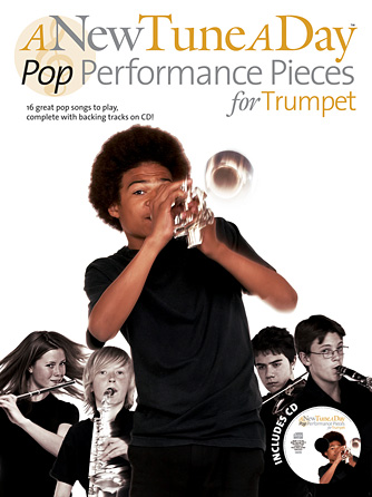 A New Tune a Day – Pop Performance Pieces for Trumpet