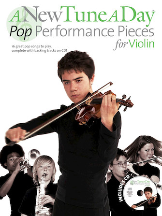 A New Tune a Day – Pop Performances for Violin