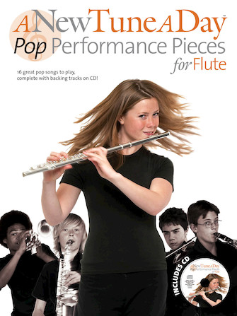 Product Cover for A New Tune a Day – Pop Performances for Flute