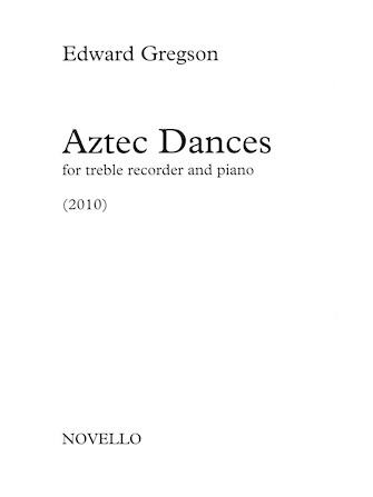 Product Cover for Aztec Dances