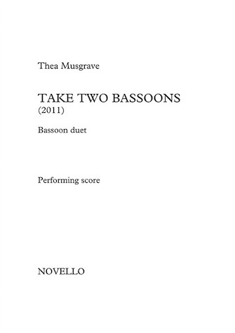 Product Cover for Take Two Bassoons