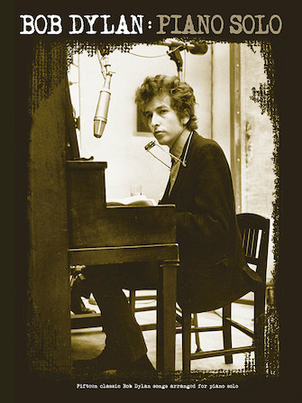 Product Cover for Bob Dylan – Piano Solo