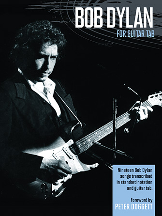 Product Cover for Bob Dylan for Guitar Tab