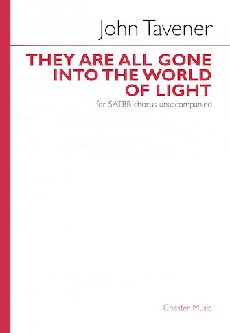 Product Cover for They Are All Gone into the World of Light