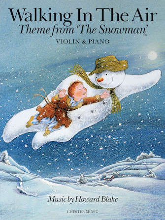 Product Cover for Walking in the Air – Theme from The Snowman
