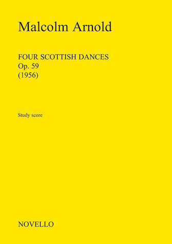 Product Cover for Four Scottish Dances, Op.59