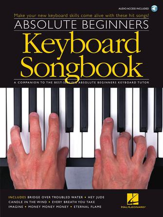 Product Cover for Absolute Beginners – Keyboard Songbook