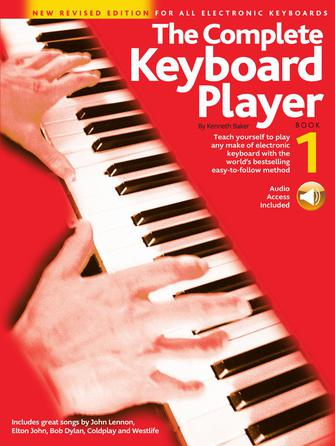 Product Cover for The Complete Keyboard Player – Book 1