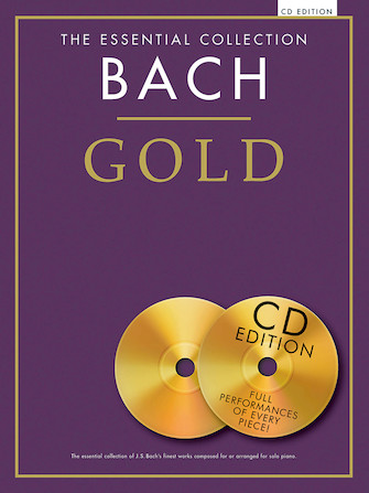 Product Cover for The Essential Collection Bach Gold – CD Edition
