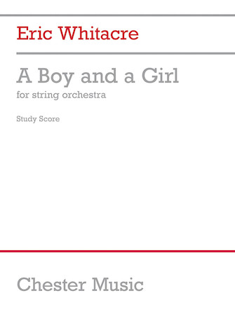 Product Cover for A Boy and a Girl – String Orchestra