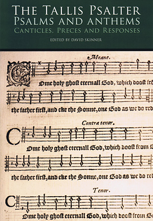 Product Cover for The Tallis Psalter – Psalms and Anthems