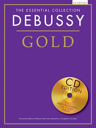 Product Cover for Debussy Gold