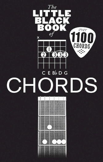 Product Cover for Little Black Book of Chords