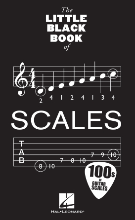 Product Cover for Little Black Book of Scales