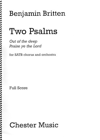 Product Cover for Two Psalms