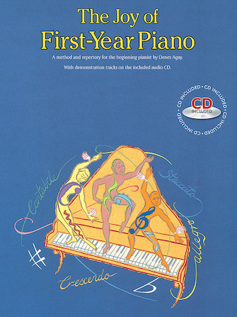 Product Cover for The Joy of First-Year Piano
