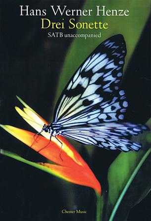 Product Cover for Drei Sonette