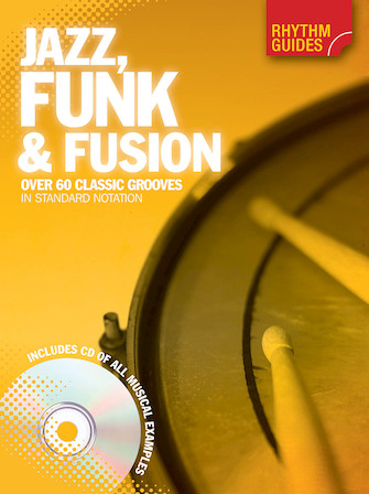 Product Cover for Rhythm Guides: Jazz, Funk & Fusion