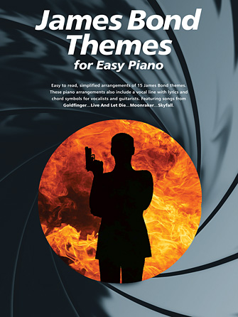 Product Cover for James Bond Themes