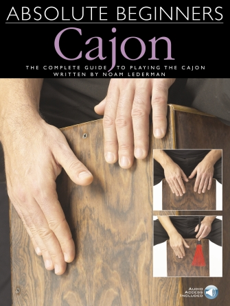 Product Cover for Absolute Beginners – Cajon