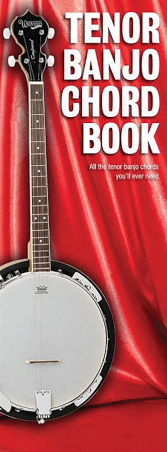 Product Cover for Tenor Banjo Chord Book