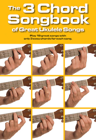 Product Cover for The 3 Chord Songbook of Great Ukulele Songs