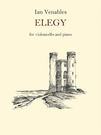 Product Cover for Elegy for Cello and Piano