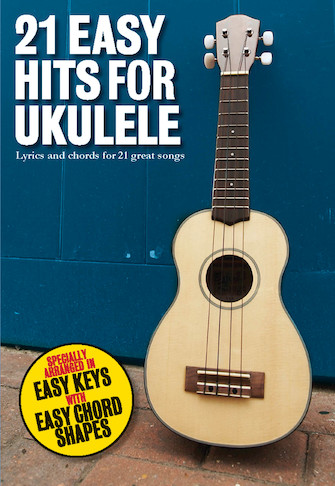 Product Cover for 21 Easy Hits for Ukulele