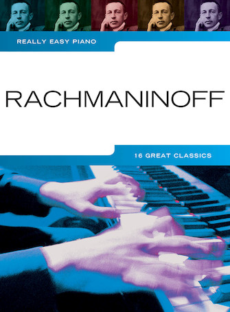 Product Cover for Rachmaninoff – Really Easy Piano