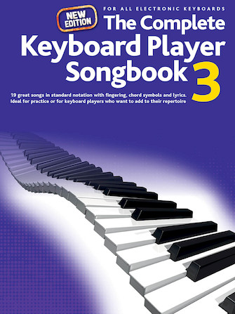 Product Cover for The Complete Keyboard Player: Songbook 3 – New Edition