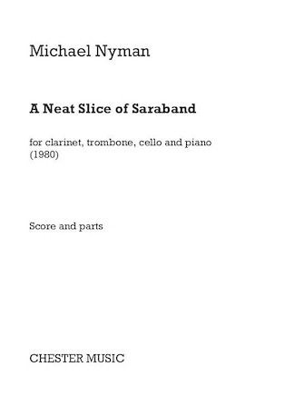 Product Cover for A Neat Slice of Saraband