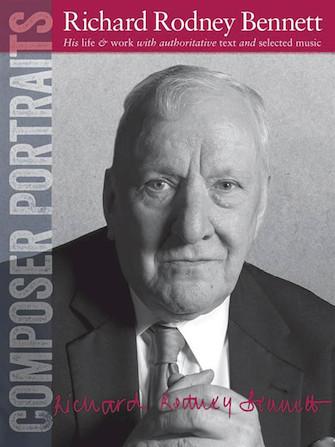 Product Cover for Composer Portraits: Richard Rodney Bennett