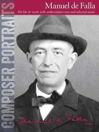 Product Cover for Composer Portraits: Manuel de Falla