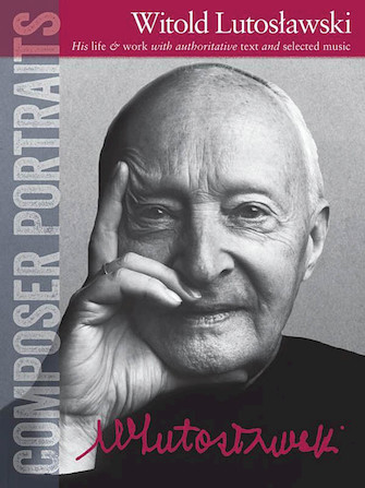 Product Cover for Composer Portraits: Witold Lutoslawski