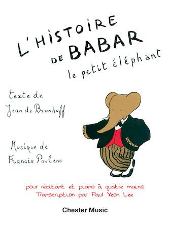 Product Cover for L'Histoire de Babar, le petit éléphant