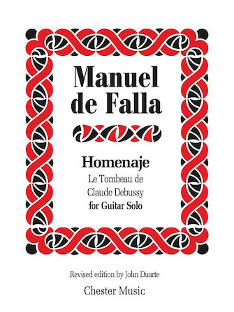Product Cover for Homenaje: Le Tombeau de Claude Debussy – Revised Edition