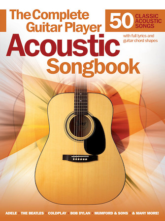 Product Cover for Complete Guitar Player Acoustic Songbook