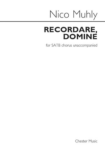 Product Cover for Recordare, Domine