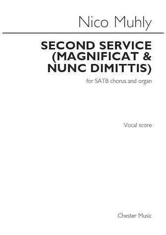 Product Cover for Second Service (Magnificat and Nunc Dimittis)