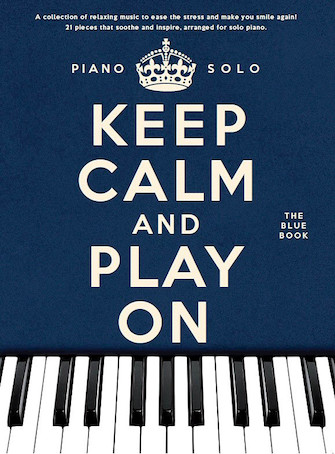 Product Cover for Keep Calm and Play On – The Blue Book