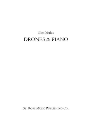 Product Cover for Drones & Piano