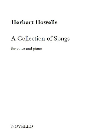 Product Cover for Herbert Howells: A Collection of Songs