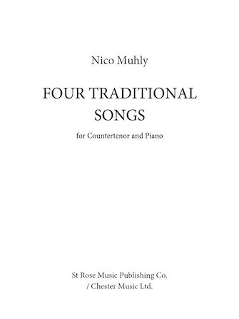 Product Cover for 4 Traditional Songs