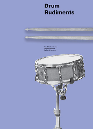 Product Cover for Drum Rudiments