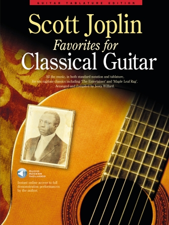 Product Cover for Scott Joplin Favorites for Classical Guitar