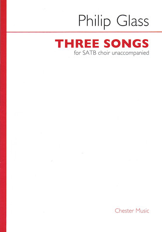 Product Cover for Three Songs